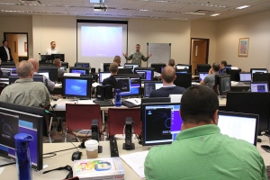 Gen Hoyer with Ethical Hacking Class
