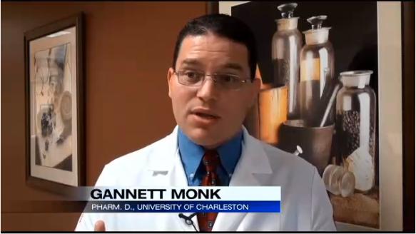 Gannett Monk